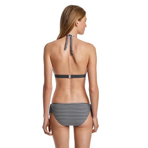 Marc O'Polo Damen Triangle Bikini Printed Stripes 1er Pack