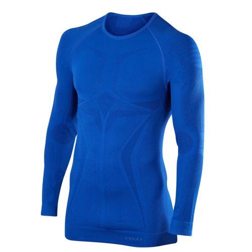 Falke Herren Unterhemd Maximum Warm Longsleeve Shirt - Tight Fit 1er Pack