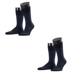 Falke Herren Socken Sensitive Jabot 2er Pack