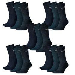 PUMA Classic Socken Sport 15er Pack
