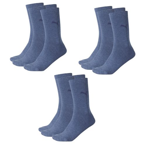 PUMA Damen Casual Socken Classic 6er Pack