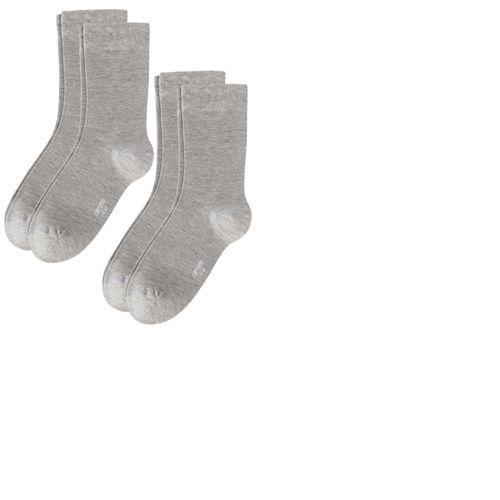 Camano Damen Socken Silky Feeling 4er Pack