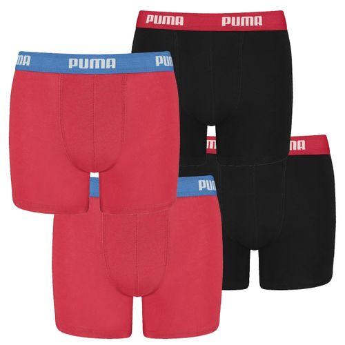 Puma Junior Boys Boxershort Basic Boys Boxer 4er Pack