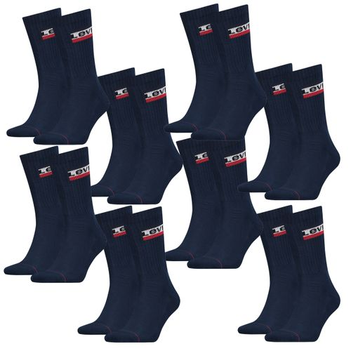 Levis®  Herren Sportsocken Regular Cut 120SF 8er Pack