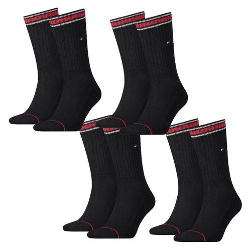 Tommy Hilfiger Herren Socken Iconic Sport 4er Pack