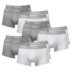Puma Herren Basic Boxer Boxershort 12er Pack