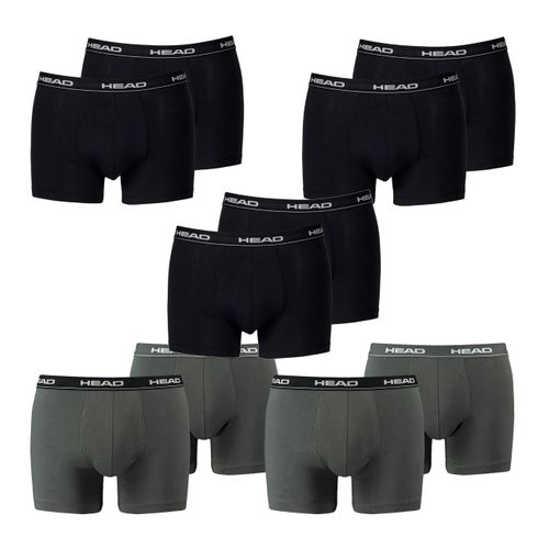HEAD Men Boxershort Basic Boxer 10er Pack