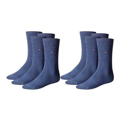 Tommy Hilfiger Herren Classic Business Socken Vorteilspack - 4er oder 8er Pack
