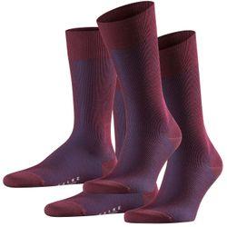 Falke City Herren Socken Fine Shadow Wool 2er Pack
