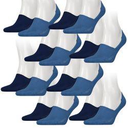 Levis Unisex Sneaker 168SF Low Rise Vorteilspack - 4er oder 8er Pack 8er Pack