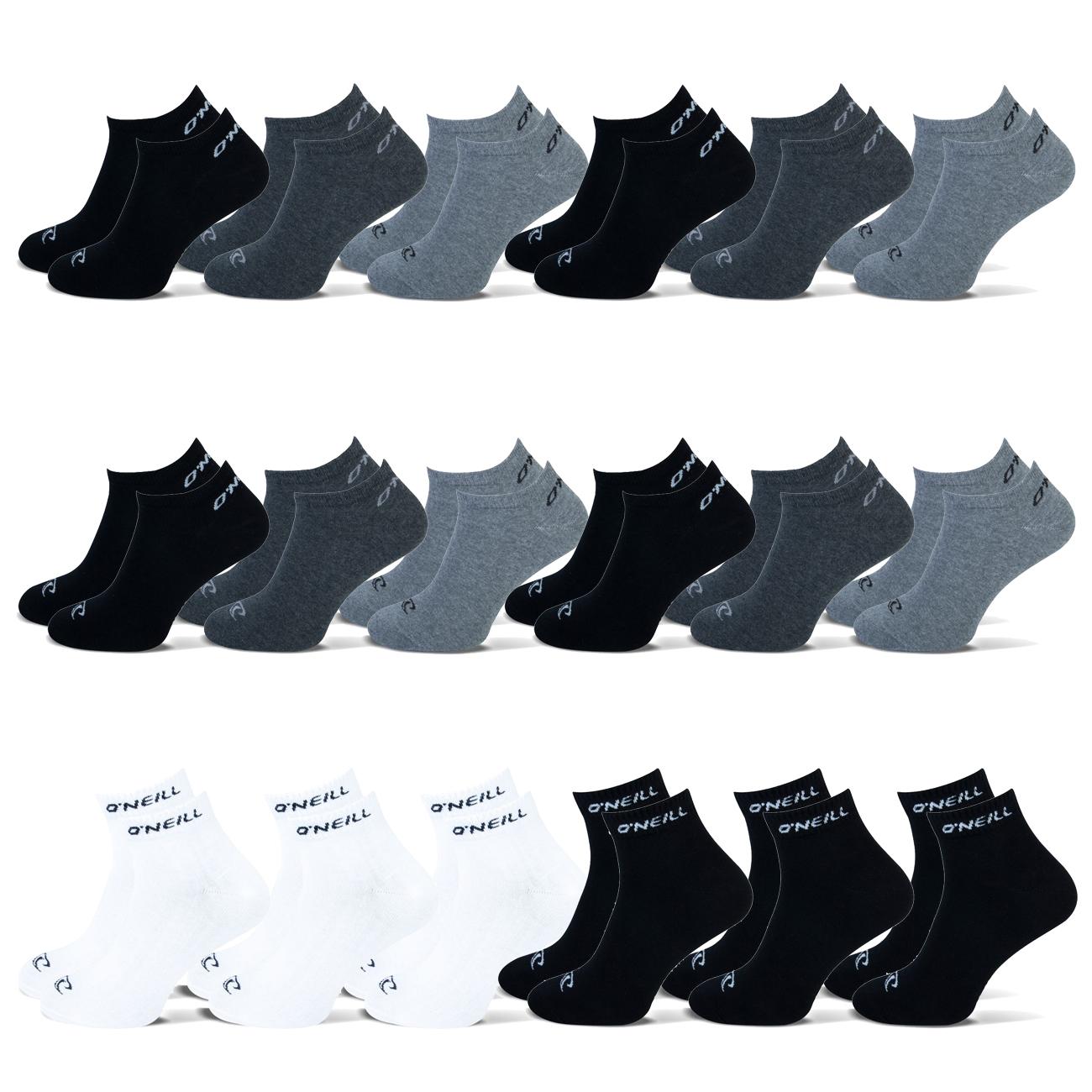 12 O`Neill Herren Sneaker + 6 O`Neill Herren Quarter