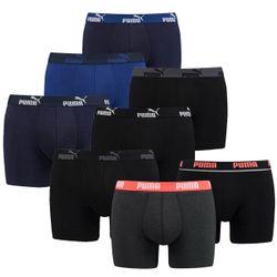 Puma Herren Basic Boxer Boxershort 8er Pack