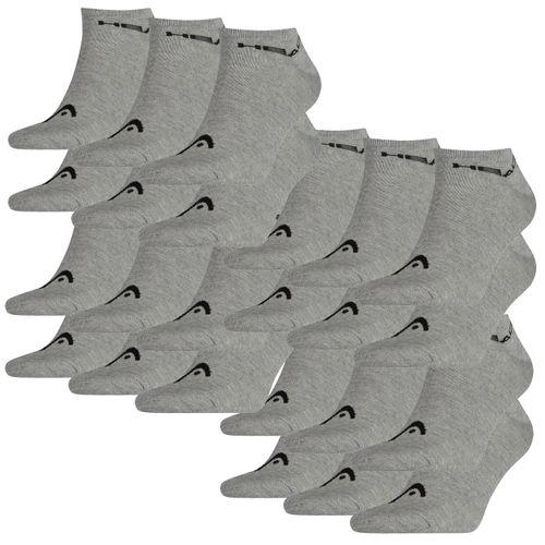 HEAD Unisex Sneaker Sportsocken Vorteilspack - 6er bis 24er Pack