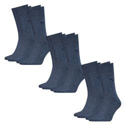 PUMA Herren Socken Classic Piquee 6er oder 8er Vorteilspack