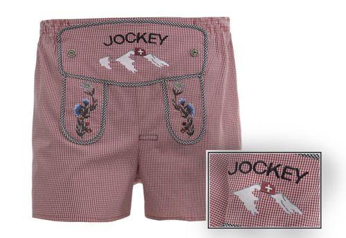 Jockey Boxershort 313600H Boxer Woven  1er pack