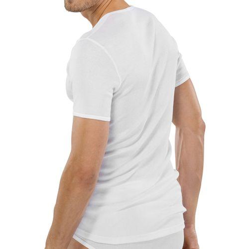SCHIESSER Herren T-Shirt doppelripp 1er Pack