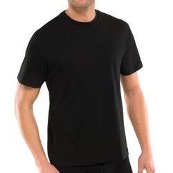 SCHIESSER Herren Rundhals T-Shirt American Shirt 008150 2er Pack