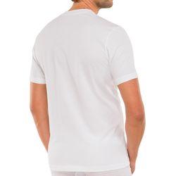 SCHIESSER Herren V-Neck T-Shirt American Shirt 008151 2er Pack