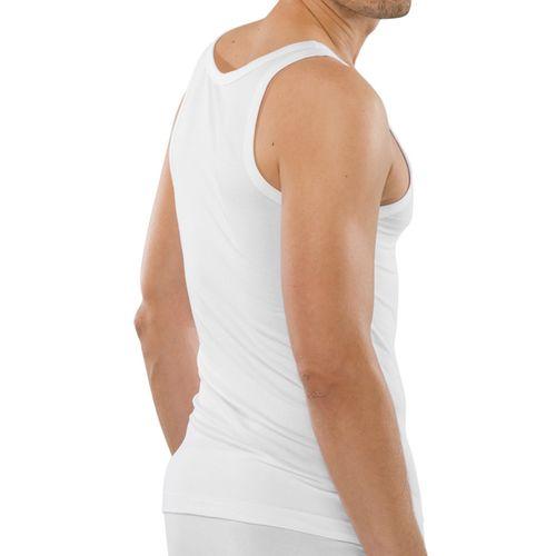 SCHIESSER Herren Achsel Shirt 95/5 1er Pack