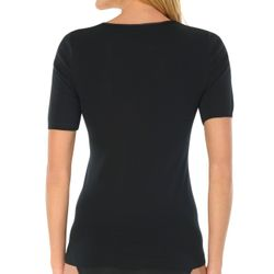 SCHIESSER Damen T-Shirt Spenzer Classic Luxury 1er Pack