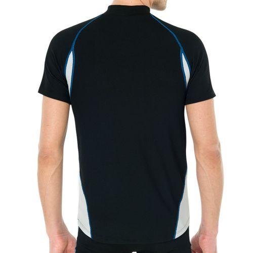 SCHIESSER Herren Funktions-Shirt mit Zipper 1er Pack