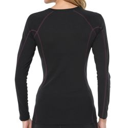 SCHIESSER Damen Langarm Shirt Thermo Light 1er Pack