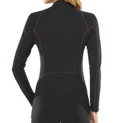 SCHIESSER Damen Langarm Shirt mit Zipper Thermo Light 1er Pack
