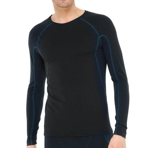 SCHIESSER Herren Langarm T-Shirt Thermo Light 1er Pack