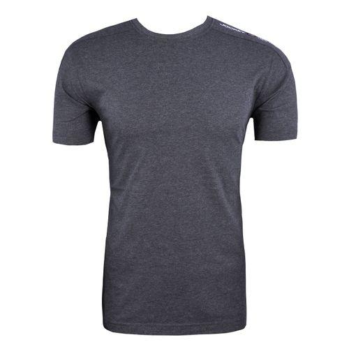 Jockey Herren Rundhals T-Shirt 50075-989 Shirt 1er Pack charcoal melange