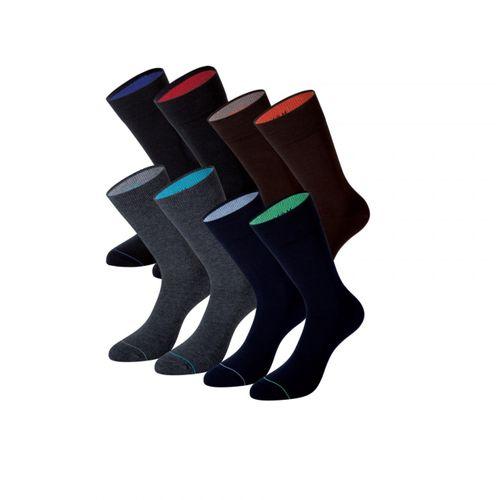 PUMA Men Fortune Crew Socken 232001001 Business Socken 8er Pack Farbmix