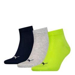 PUMA Unisex Quarter Quarters Socken 3er Pack