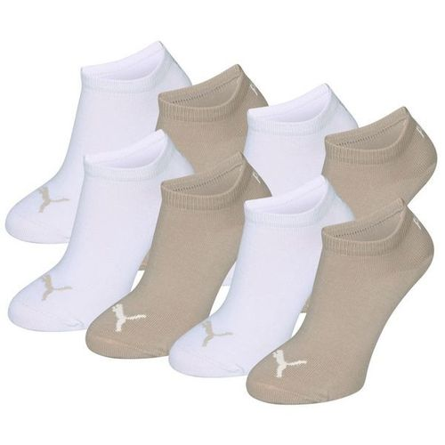 PUMA Kids Invisible Junior Sneaker Socken 8er Pack