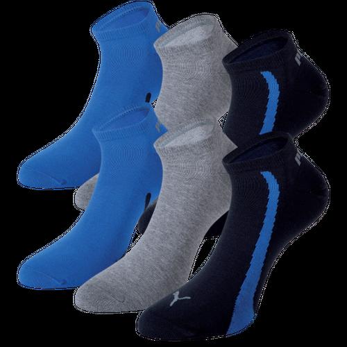 PUMA Unisex Ring Sneakers Sportsneaker 6er Pack