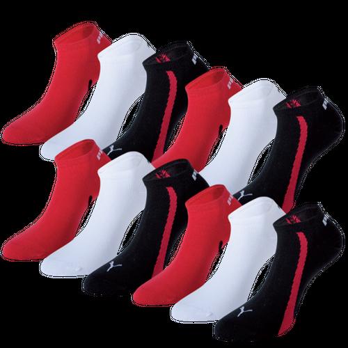 PUMA Unisex Ring Sneakers Sportsneaker 12er Pack