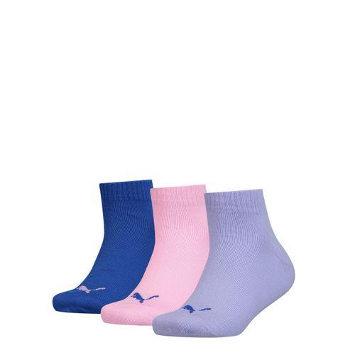 PUMA Kids Quarter Junior Quarters Socken 9er Pack