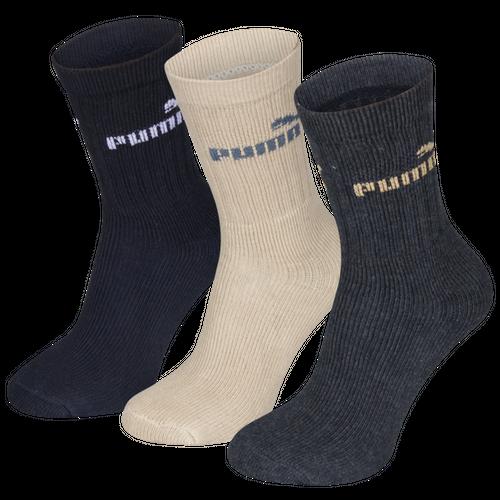 PUMA  Kids Crew Junior Socken 3er Pack