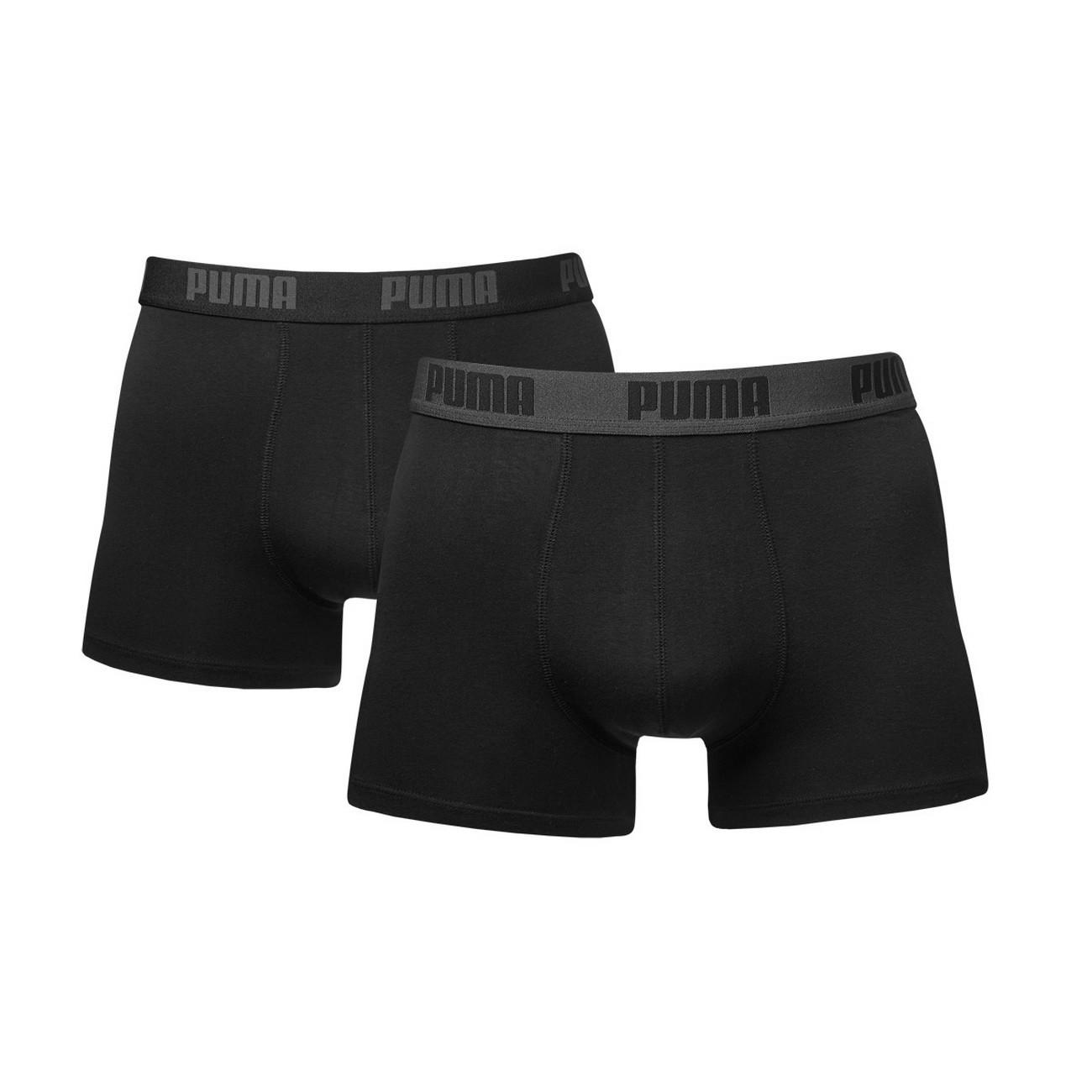Puma Herren Basic Boxer Boxershort 2er Pack