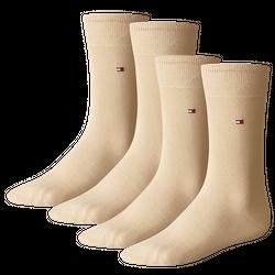 Tommy Hilfiger Herren Socken Classic Business Socken 4er Pack