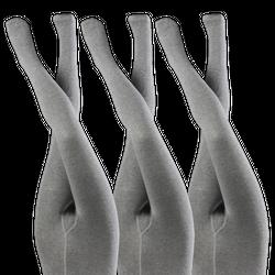 Light Grey Melange (3400)