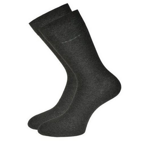 Camano CA-SOFT Cotton Socken 2er Pack