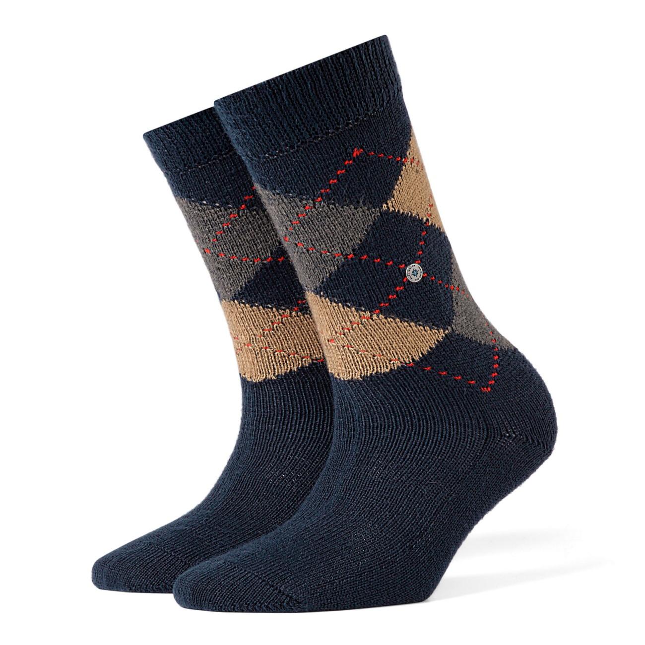 Burlington Damen Socken Whitby 1er Pack