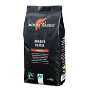 MOUNT HAGEN Bio FairTrade Röstkaffee, gemahlen