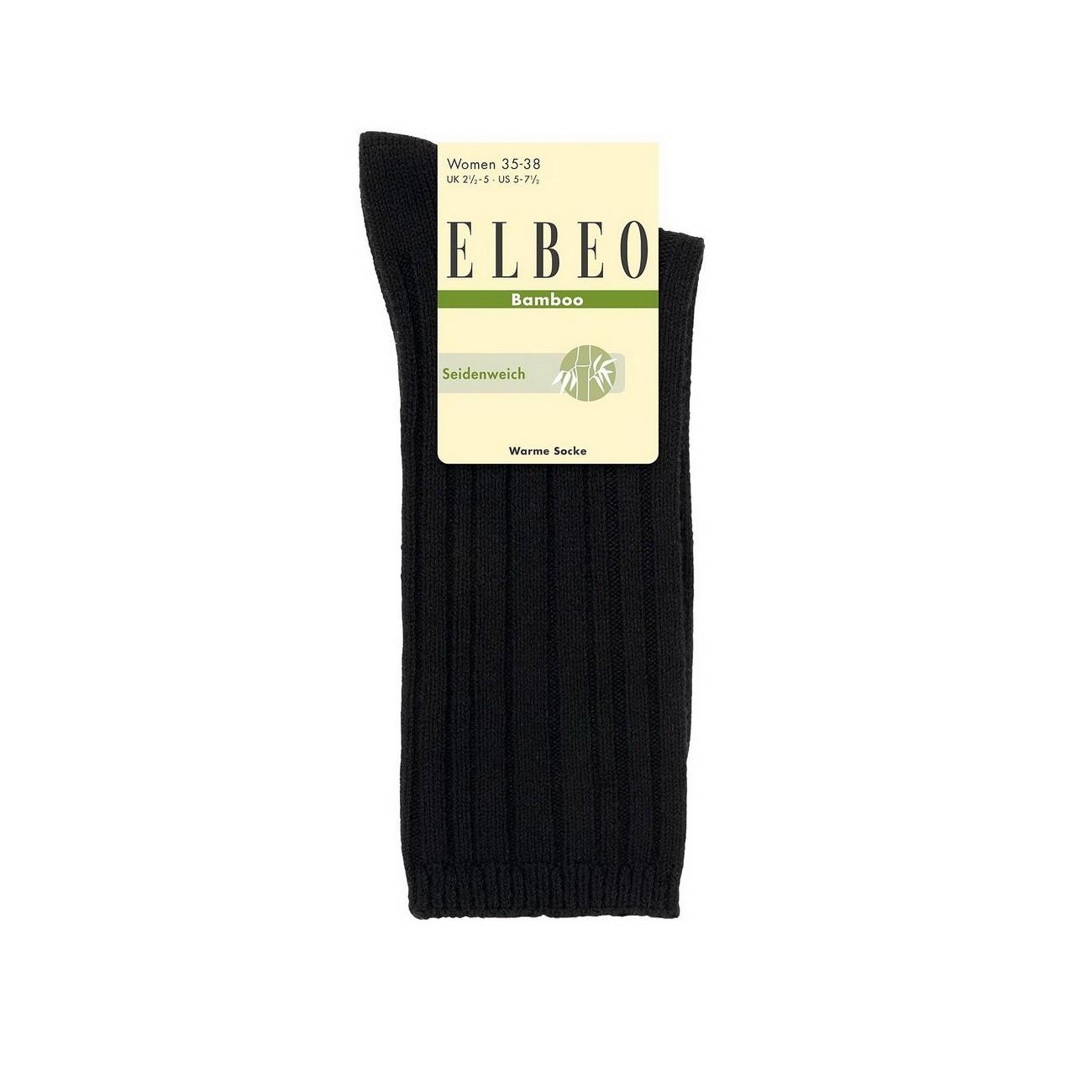 bester Großhändler lebendig und großartig im Stil neuesten Stil Elbeo Damen Socken Bamboo Warme Socken 1er Pack