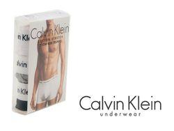 Calvin Klein Trunk 3er Pack