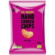 TRAFO Handcooked Chips Sweet Chili, 125g