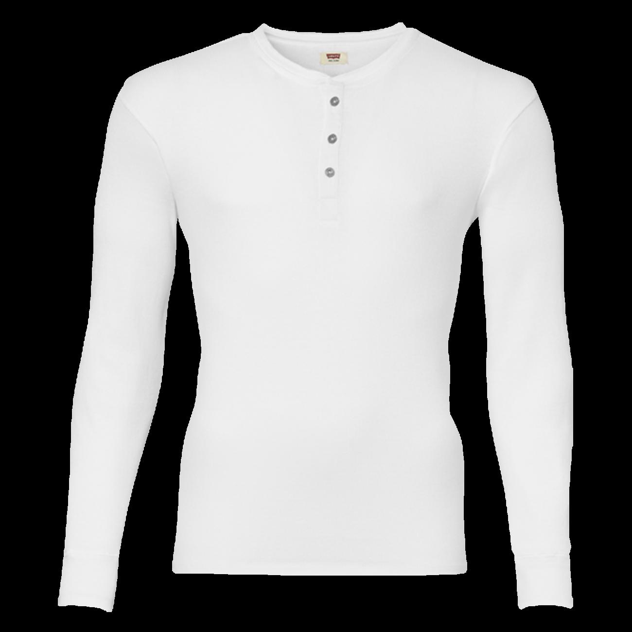 newest 4d40e 6525b Levis Herren Langarm Shirt 300LS Long Sleeve 1er Pack
