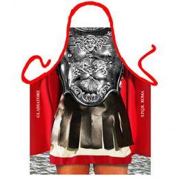 Grill u. Küchenschürze - Gladiator