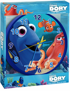 Disney wall clock with Finding Dory theme