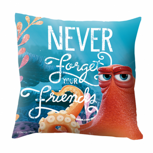 cushion with Disney Finding Dory theme, 40 x 40 cm, filled – Image 2