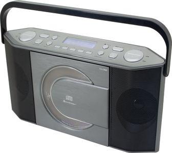 Soundmaster RCD1770AN DAB+ und UKW Digitalradio mit CD/MP3 Spieler